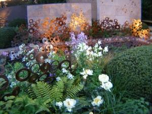 Andy Sturgeon's garden, Chelsea 2012